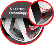 Undercut Technology